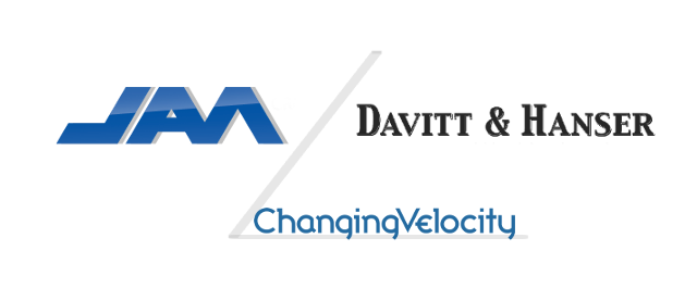 ChangingVelocity brings together Jam Industries and Davitt and Hanser